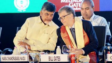 Bill Gates Speaks at AP AgTech 2017