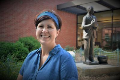 Bobbie Jo Gustafson joins Seed Science Center