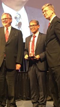 Misra ASABE Award 2018
