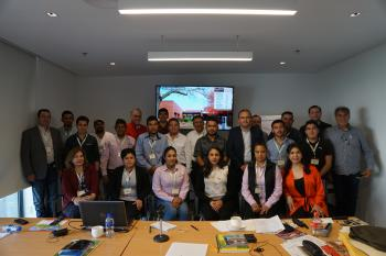 AMSAC Seed Conditioning Workshop in Mexico City